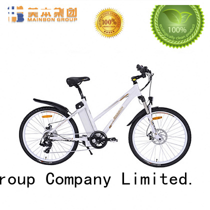 Mainbon Wholesale electric motor for bicycle for business for rent