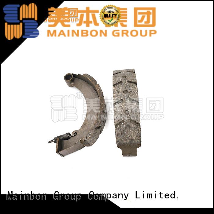 Mainbon Custom brake system parts manufacturers for ladies