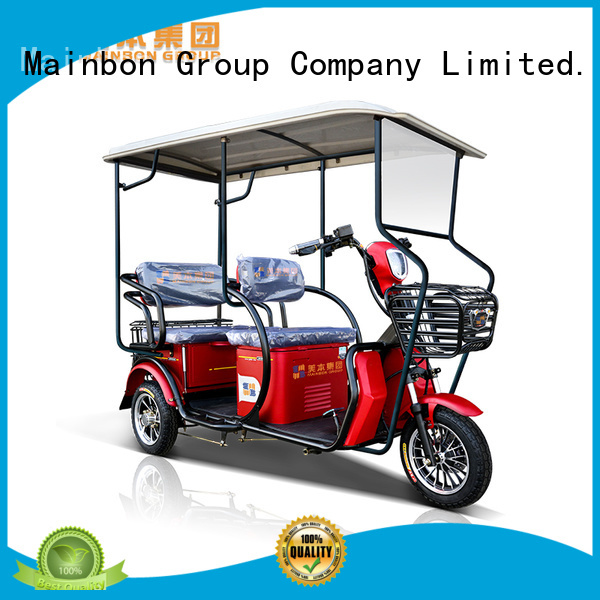 Latest electric moped fast factory for senior
