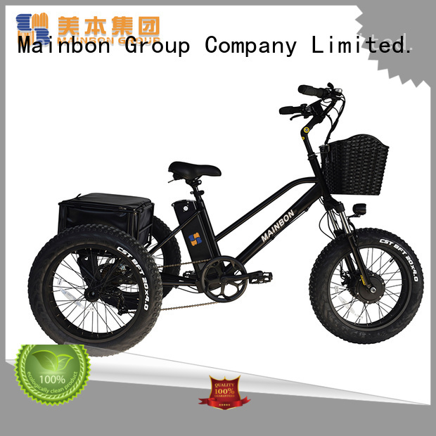 Mainbon High-quality electric bicycle australia factory for kids